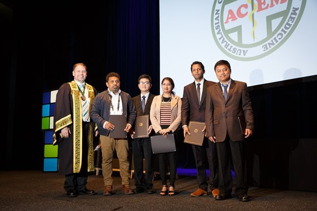 ACEM - Advancing emergency medicine internationally